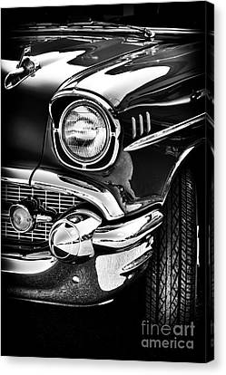 57 Chevy Canvas Print by Tim Gainey
