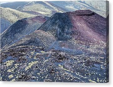 Etna - Sicily Canvas Print by Joana Kruse