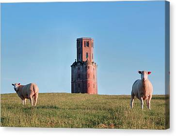 Horton Tower - England Canvas Print by Joana Kruse