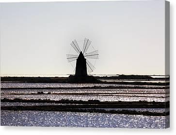 Marsala - Sicily Canvas Print by Joana Kruse