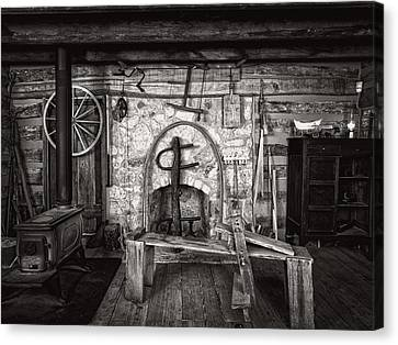 The Good Old Days Canvas Print by Mountain Dreams
