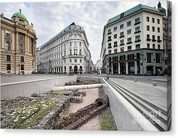 Vienna Canvas Print by Andre Goncalves