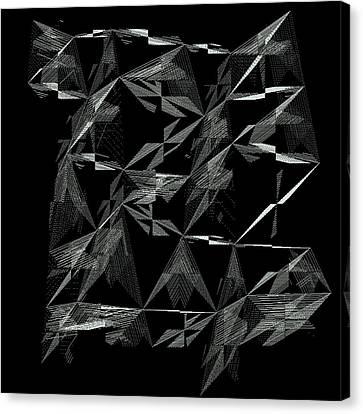 6144.2.34 Canvas Print by Gareth Lewis