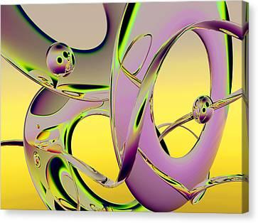 6jkb Canvas Print by Scott Piers