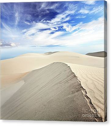 Desert Canvas Print by MotHaiBaPhoto Prints