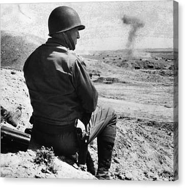 General George S Patton Jr 1885 1945 Photograph By Everett