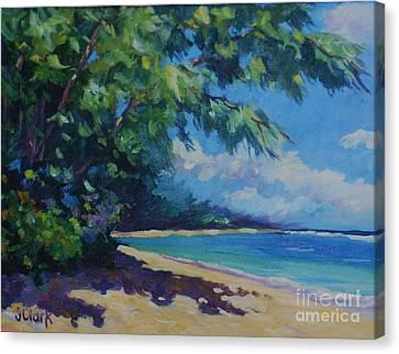 7-mile Beach Canvas Print by John Clark