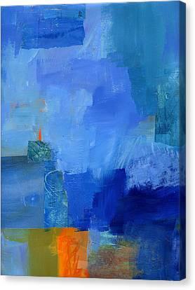 88/100 Canvas Print by Jane Davies