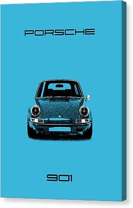 901 Canvas Print by Mark Rogan