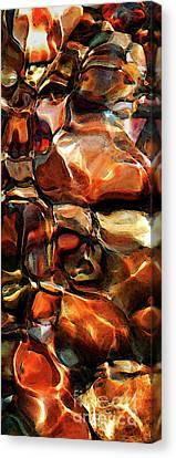 A Closer Look Canvas Print by Terril Heilman
