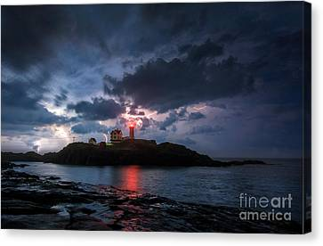 A Little Extra Light Canvas Print by Scott Thorp