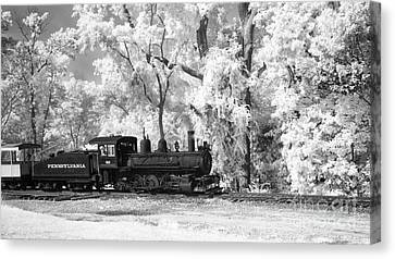 A Surreal Train Ride Canvas Print by Paul W Faust -  Impressions of Light