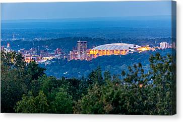 A View To Remember Canvas Print by Everet Regal