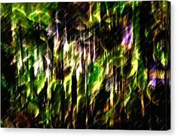 Abscond Squall Canvas Print by Scott  Wyatt