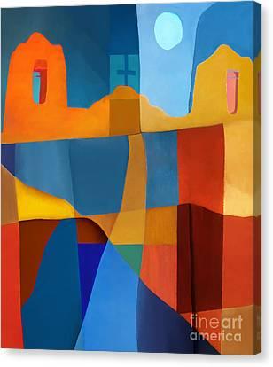 Abstract # 2 Canvas Print by Elena Nosyreva