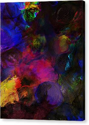 Abstract 042711a Canvas Print by David Lane