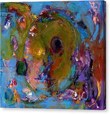 Abstract 233 Canvas Print by Johnathan Harris
