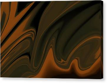 Abstract 9 Canvas Print by Art Spectrum