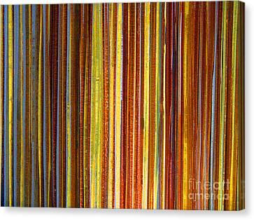 Abstract No.2  Canvas Print by Mic DBernardo