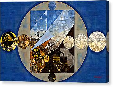 Abstract Painting - Eagle Canvas Print by Vitaliy Gladkiy