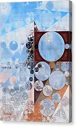 Abstract Painting - Espresso Canvas Print by Vitaliy Gladkiy
