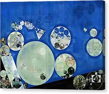 Abstract Painting - Rainee Canvas Print by Vitaliy Gladkiy