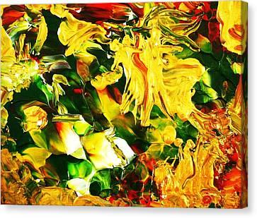 Abundentia Canvas Print by Carmen Doreal