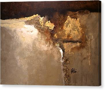 Abyss Canvas Print by M Allison