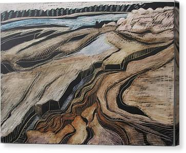 Acadia - Wonderland View Canvas Print by Grace Keown