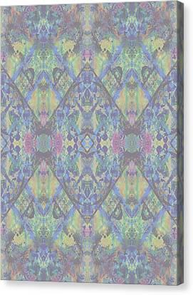 Acid Canvas Print by Beth Travers