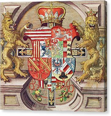 Admiranta Narratio Canvas Print by Theodore de Bry