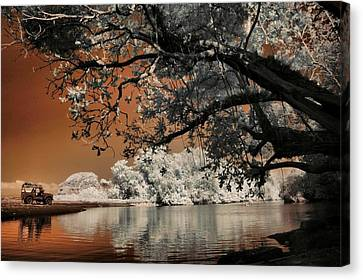 Adventure Canvas Print by Mario Bennet