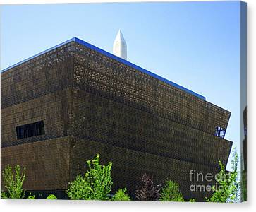 African American History And Culture 1 Canvas Print by Randall Weidner