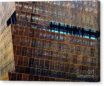 African American History And Culture 3 Canvas Print by Randall Weidner