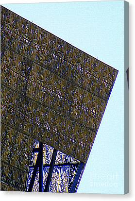 African American History And Culture 4 Canvas Print by Randall Weidner