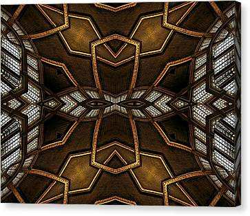 After Deco 11 Canvas Print by Wendy J St Christopher