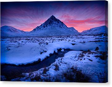 Afterglow Canvas Print by Peter OReilly