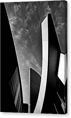 Agora Or Agoraphobia.. Canvas Print by Russell Styles