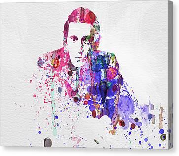 Al Pacino Canvas Print by Naxart Studio