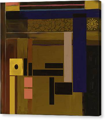 Al Rahim 511 4 Canvas Print by Mawra Tahreem