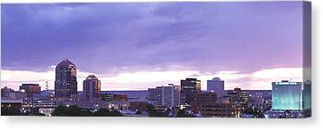 Albuquerque Nm Canvas Print by Panoramic Images