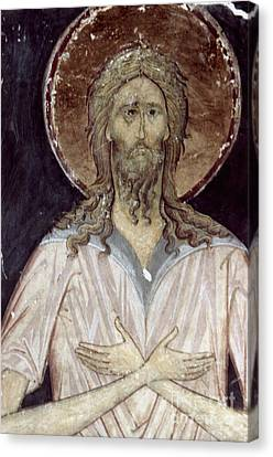 Alexis The Gods Man Canvas Print by Granger