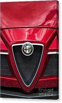 Alfa Romeo 8c Competizione Canvas Print by Tim Gainey