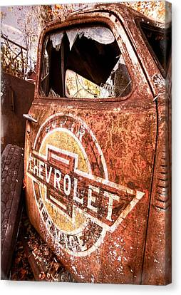 All American Canvas Print by Debra and Dave Vanderlaan