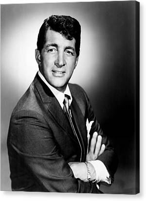 All In A Nights Work, Dean Martin, 1961 Canvas Print by Everett
