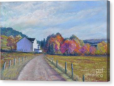 Almost Home Canvas Print by Penny Neimiller