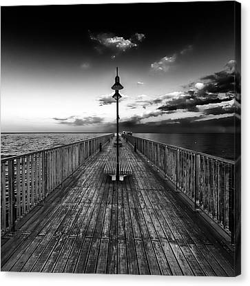 Almost Infinity Canvas Print by Stelios Kleanthous