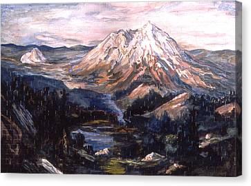American Landscape Before Rachel Canvas Print by Karl Frey