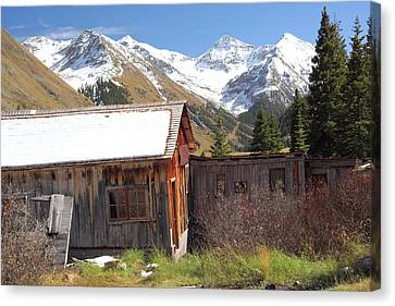 Animas Forks Canvas Print by Eric Glaser