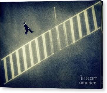 Anonymity Canvas Print by Dana DiPasquale